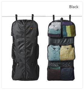 luggage_garment bag organizer
