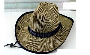 cowboy hat_raffia