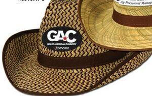 cowboy hat_twotoned