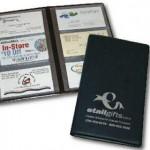 business card file case
