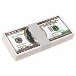 stress reliever_hundred dollar bills