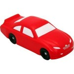 stress reliever_red stock car