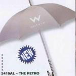 the retro aluminum fashion umbrella