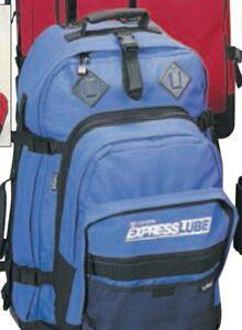 luggage_travel pack with wheels