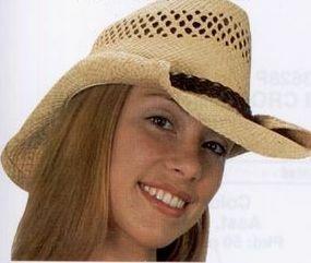 cowboy hat_rolled brim
